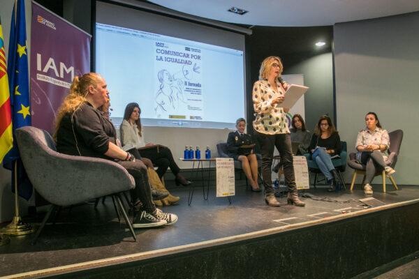 JOrnada Periodistas por la Igualdad